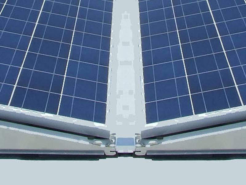 Ilzhöfer Solaramlagen Ständer